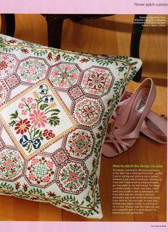 Gallery.ru / Фото #50 - Napkins, Carpets, Pillows 2 - Summerville