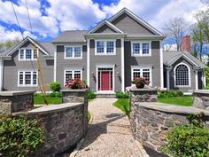 198 Poppasquash Rd, Bristol, RI. Elegant coastal colonial home set on 1 acre in highly desirable Poppasquash. The grounds are truly magical and include colorful coastal gardens, pretty shade trees, in ground swimming pool and picture perfect koi pond compete with a waterfall! The cobblestone streets of the historic town of Bristol are lined with Sea Captain homes, white steepled churches, endless variety of boutiques, unique restaurants and live music venues. www.mottandchace.com