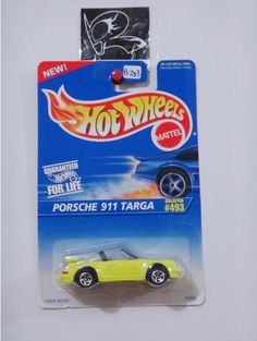 Hot Wheels Porsche 911 Targa
