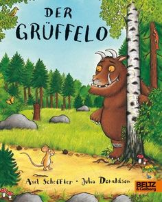 Best Toddler Books, Best Children Books, Childrens Books, Young Children, The Gruffalo Book, Axel Scheffler, Illustrator, Child Love, Gruffalo's Child