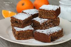 Siete in cerca di un dolce cioccolatoso e che conquisti tutti grandi e piccini? provate la torta al cioccolato e arancia, ricetta semplicissima!