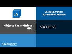 Objetos paramétricos GDL | ARCHICAD - YouTube