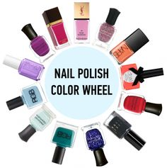 spring nail color preview :: gimme those brights