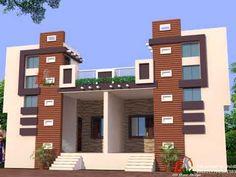 Porch attatch horizontal stair case tower designs - YouTube