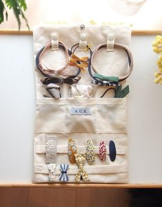 Wall Storage, Package Design, Product Design, Diy And Crafts, Pouch, Personalized Items, Blouse, Cotton, Bags