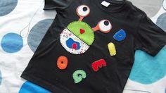 VaneTaller: Camisetas para niños
