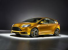 The name says it all. One look at the Ford Focus Hatchback and you'll be hooked.