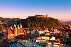 Liubliana, Eslovênia <3