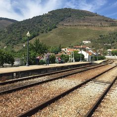Estação do Pinhão ... Douro #nyc #voumoraremny #voumoraremnyc #vouestudaremnyc #nyclove #nyclovers #nycprimeshot #nycfashion #nycphotography #nyc_explorers #ipad #iphoneonly #instafashion #instamood #instacool #instagram #instalove #instadaily #blessed  #intercambio #estudarforadobrasil #viveremnyc #vivendoemnyc #umabrasileiraemnyc #superacao #coragem #determinacao #fe #douro by vivendo_em_new_york