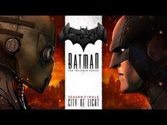 Batman Telltale Walkthrough Part 1 - Final Episode 5 City of Light (Xbox Let's Play). In the Telltale Batman Episode 5 we reach the end of Batman's fight aga. Xbox 360, Playstation, Batman Telltale, Video Game News, News Games, Video Games, Pc Games, Batman City, Gotham City