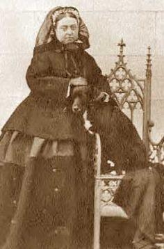 Queen Victoria & Sharp
