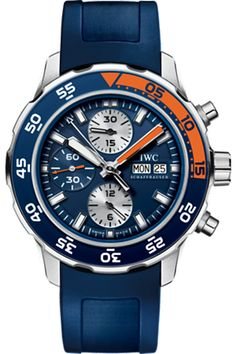 Aquatimer Chronograph | Tourneau
