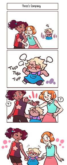 WHY DO YOU KEEP DESTROYING MY THINGS!? — fairymascot: jealousy ft. baby gems more of this...