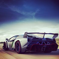The outrageous Lamborghini Veneno
