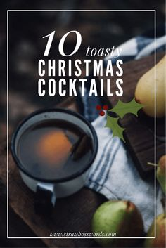 Take a break from combing your beard and warm up by the fire with these 10 toasty cocktails! From Toddy's, mulled wine, to your classic ciders – we've got a variety of spik…