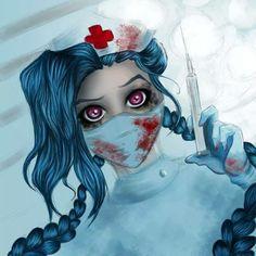 Nurse Jinx ~ League of Legends