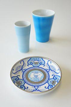 Beautiful Japanese Arita Porcelain Japanese China, Japanese Colors, Japanese Style, Traditional Japanese, Japanese Porcelain, China Porcelain, Blue And White China, Japanese Culture, Kitchen Ware
