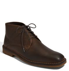 Johnston & Murphy 'Runnell' Chukka Boot. The perfect shoe.