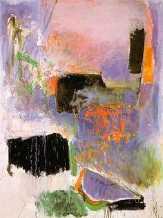 Mooring, 1971, Joan Mitchell