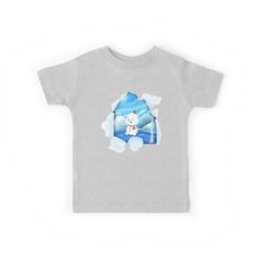 'Tear It! ~ Snowbaby Line' Kids Clothes by We ~ Ivy Presents For Friends, Line S, My Themes, Ivy, Snowman, Frozen, Xmas, Glitter, Gift Ideas