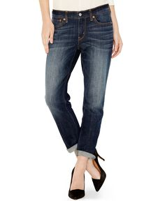 Levi's New Boyfriend Fit Jeans