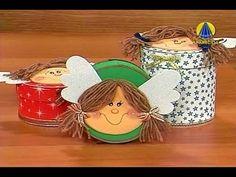 Sabor de Vida | Caixa de Presente Decorada com EVA - 19 de Novembro de 2012