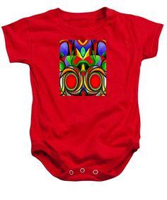 Baby Onesie - Mandala 9702