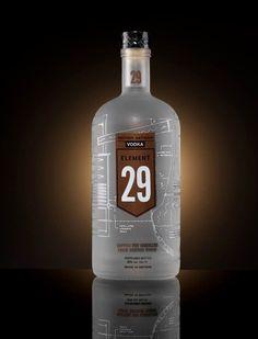 Element 29 vodka  #element29 #bottle #vodka