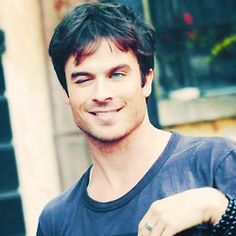Ian Somerhalder | The Vampire Diaries why are you so perfect?