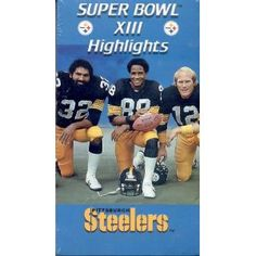 Super Bowl XIII Highlights (Pittsburgh Steelers vs. Dallas Cowboys). The two most successful teams of the decade met again in the final Super Bowl of the 1970s, an offensive thriller, one of the best Super Bowls of all time. The Steelers, with a roster full of future hall-of famers including Terry Bradshaw, Franco Harris, Lynn Swann, John Stallworht, Jack Lambert, and Mean Joe against Tony Dorsett, Roger Staubach, Drew Pearson, & Too Tall Jones of the Cowboys. Trailing 35-17, Roger Staubach…