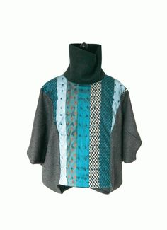 Home - Irema Slow Fashion Slow Fashion, Vest, Jackets, Clothes, Gray, Repurpose, Down Jackets, Outfits, Clothing