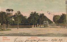 Peldu street - Libau