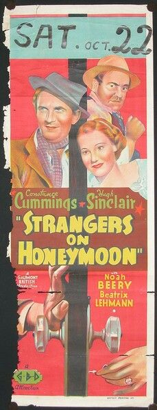 Strangers on Honeymoon (1936)