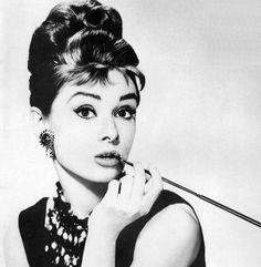 Hepburn most known movie style