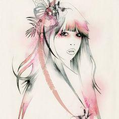 feminine artwork - Google Search