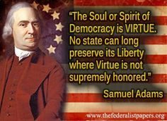 Samuel Adams Quote - Heaven Will Support America In Its Struggle For Liberty Founding Fathers Quotes, Great Quotes, Inspirational Quotes, Freedom Quotes, Samuel Adams, American Freedom, American Pride, Political Quotes, Democracy Quotes