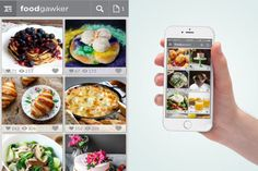 foodgawker (free, iOS) will help you take your cooking game to the next level. | 23 Apps That Will Make Your Life So Much Easier