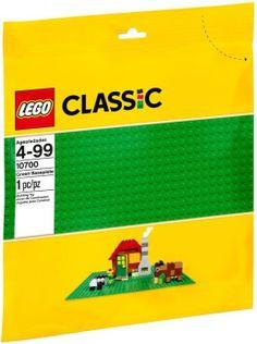 LEGO Bricks & More #10700 Green Baseplate