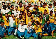 Brasil Campeon del Mundo 1994