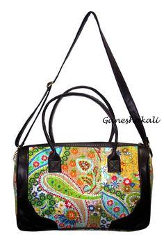 9e55b57a05 Details about Indian New Kantha handbag Tote Stylish Traditional Pattern  Handmade. Kantha StitchKantha QuiltHobo BagShoulder ...