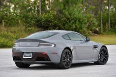 2015 Aston Martin Vantage V12 Vantage S