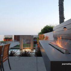 Houzz - Modern Patio