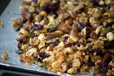 Healthy Sweets, Bar, Superfoods, Granola, Healthy Choices, Cereal, Low Carb, Breakfast Ideas, Recipes