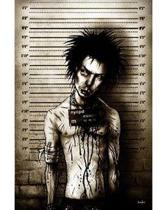 Sid by Screaming Demons - Marcus Jones