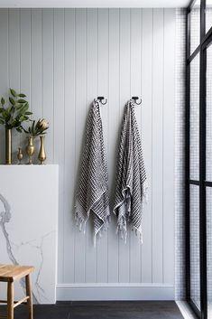 T&G bathroom #hellopeagreenspots #interiors #bathroom