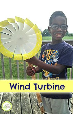 Make a wind turbine. Introduction to wind technology #STEM curated by @missmetaverse #futurist #futurism #futurology #futurologist #futuristspeaker #femalefuturist #futurista Elementary Science, Science Classroom, Science Fair, Science Lessons, Teaching Science, Science For Kids, Upper Elementary, Classroom Ideas, Primary Science