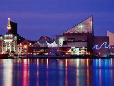 Baltimore Inner Harbor Aquarium | Via Gilda E (Gigi) ڿڰۣ(̆̃̃ღڿڰۣ