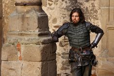 The Musketeers 3x01