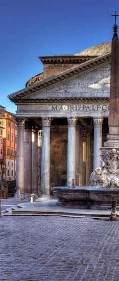 Pretend you are vacationing in Rome.?
