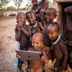 Funny pictures about Tribal Children See A Ipad For The First Time. Oh, and cool pics about Tribal Children See A Ipad For The First Time. Also, Tribal Children See A Ipad For The First Time photos. Precious Children, Beautiful Children, How Beautiful, Happy Children, Children In Africa, Beautiful Babies, Little People, Little Ones, Baby Kind